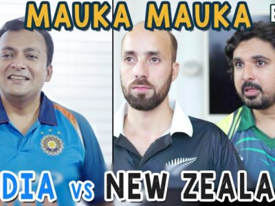 World Cup: New Mauka Mauka Ad trolls New Zealand prior to semi-final with India