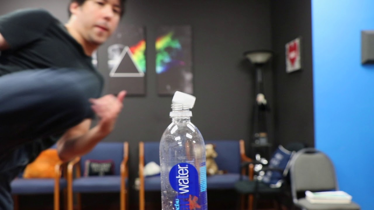 Celebs take the Bottle Cap Challenge; kick the caps off the bottles