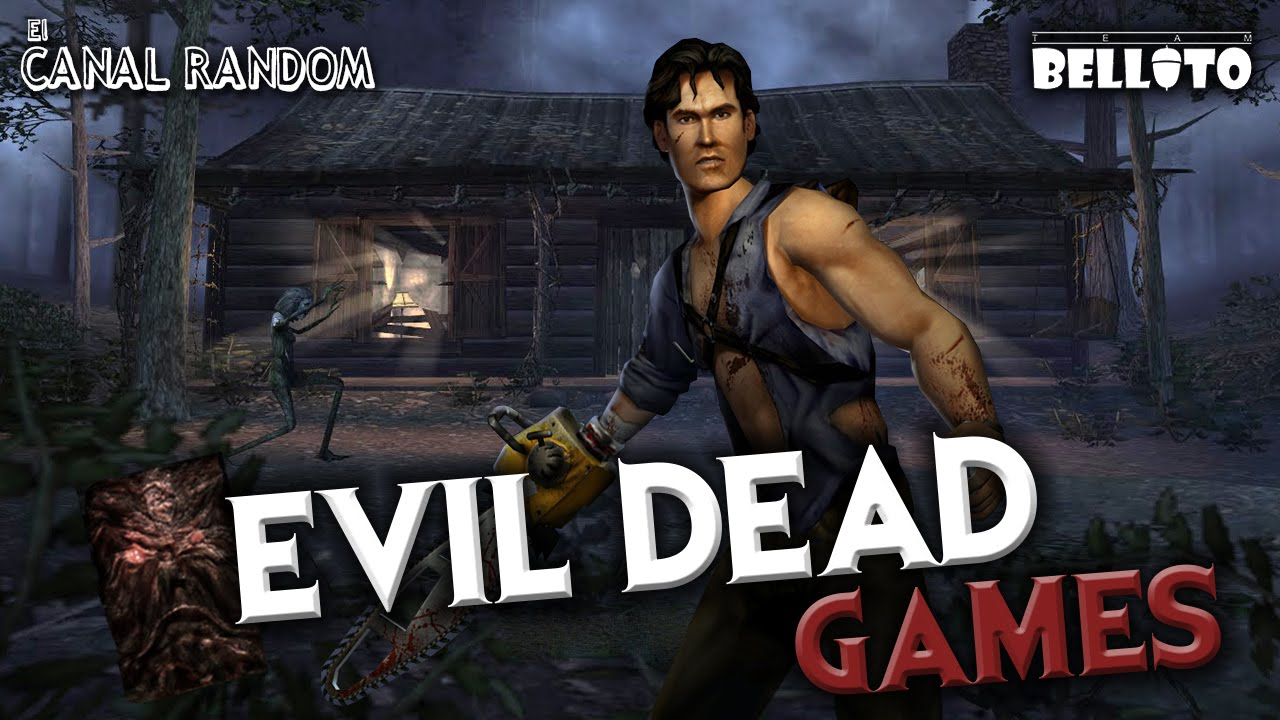 Spoilers for the Evil Dead Video Game