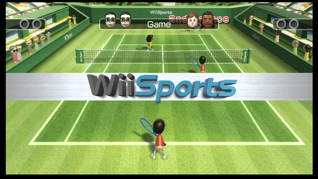 Top 5 Tennis games for virtual experience