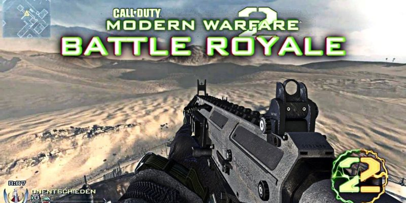Call of Duty: Modern Warfare will have a Battle Royale Mode