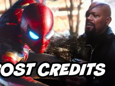 What Spider-Man: Far From Home post-credits scenes imply about MCU