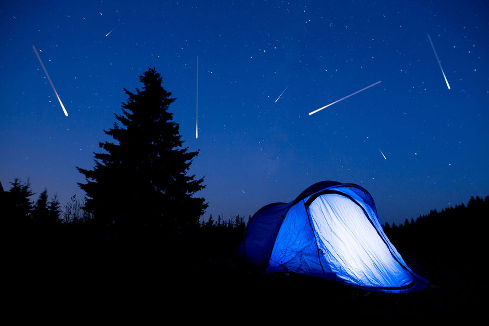 Plan a camping trip with your family on this annual Delta Aquariids 2019.