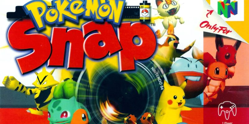 Pokemon Producer and Pokemon Snap 2