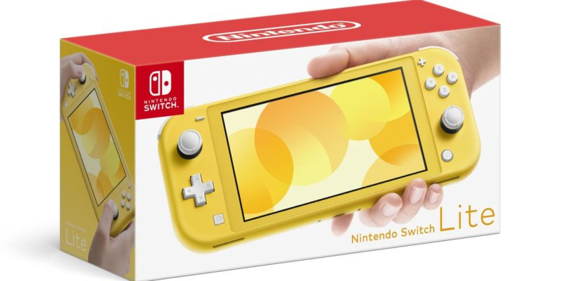 Nintendo Switch Lite gives tough competition to Apple's iPod