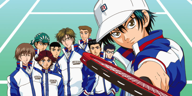 Prince of Tennis third OVA reveals posters and promotional video