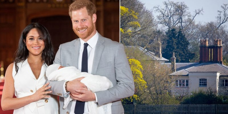 Prince Harry and Meghan Markle issue a Do's & Don'ts Lists to new neighbours