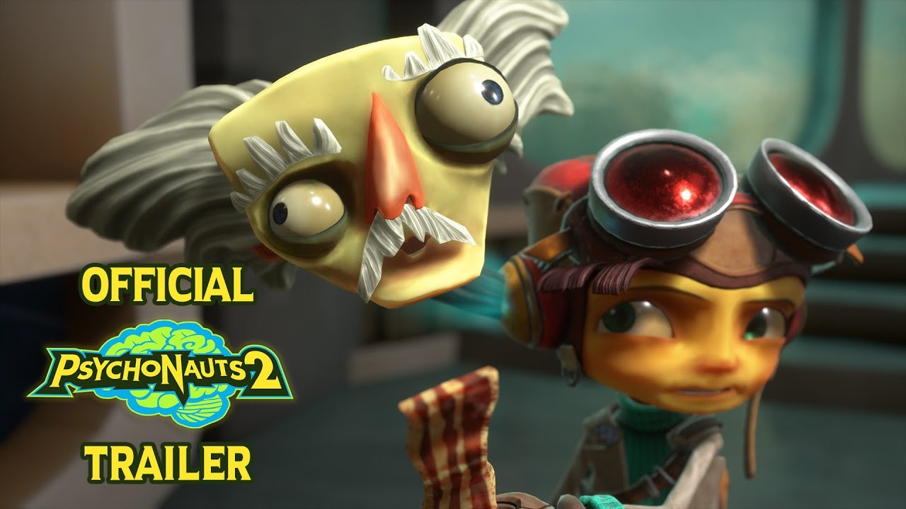Bad news for Psychonauts fans: