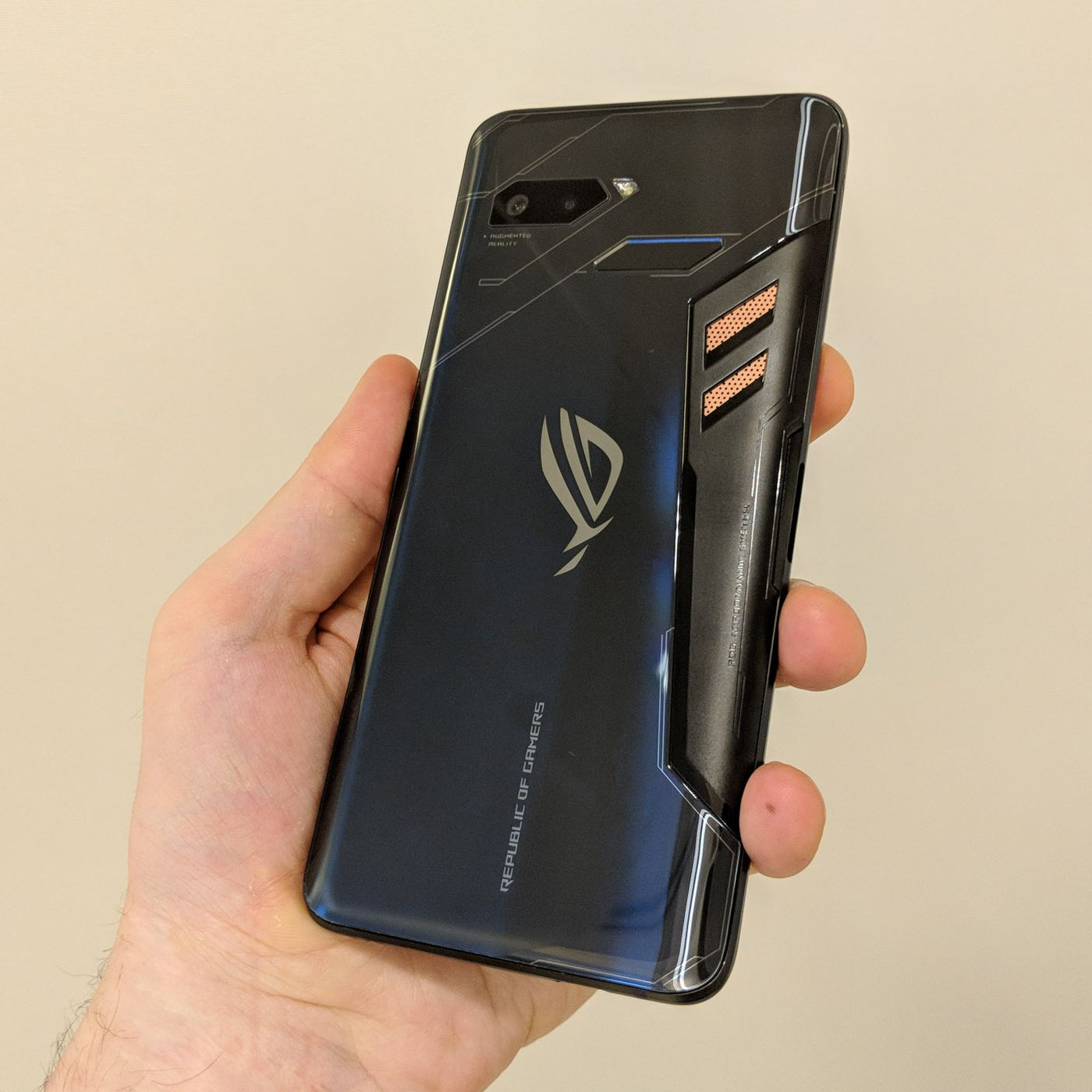 Rumoured Specifications on Asus's ROG Phone II