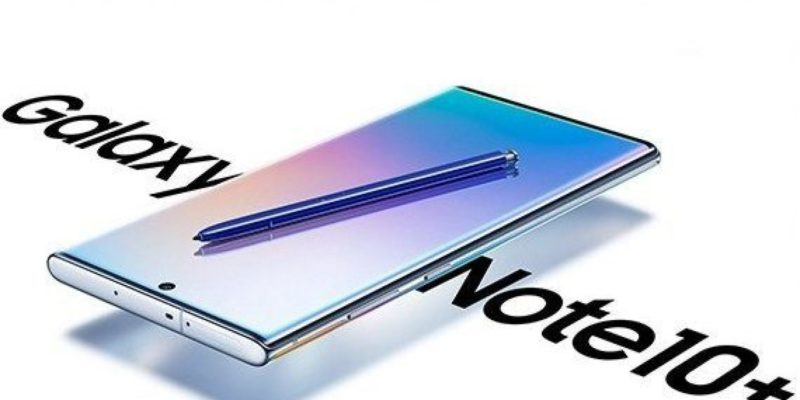 Official Samsung Galaxy Note 10+ renders, IR blasters and much more