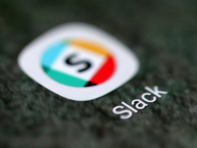 Slack went down; But is now up and running