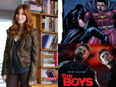 Amazon Prime The Boys Season 2 renewed