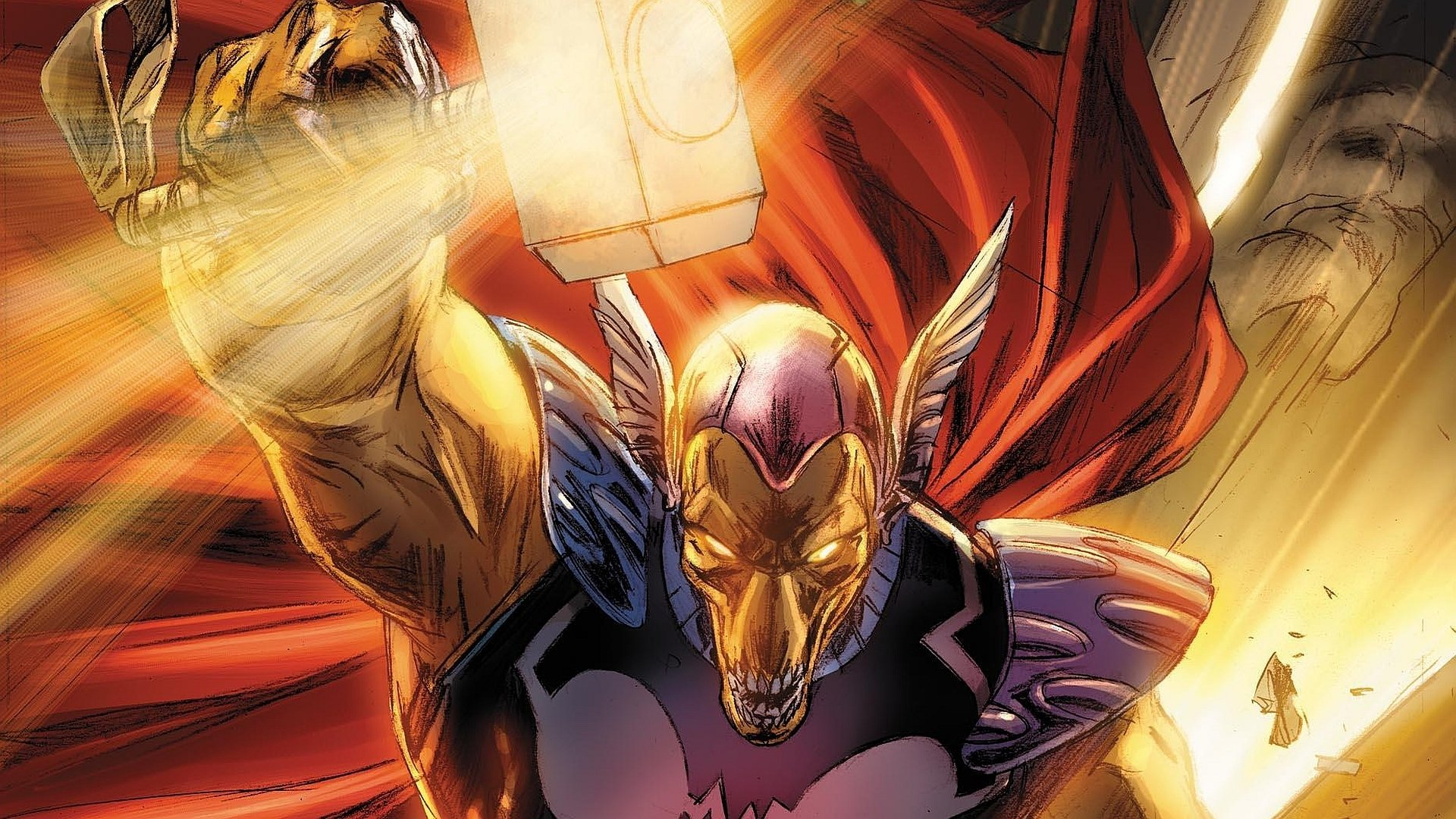 Thor 4 might feature Beta Ray Bill