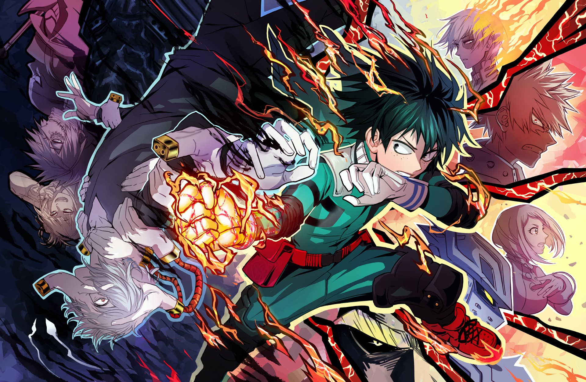My Hero Academia: Heroes Rising movie