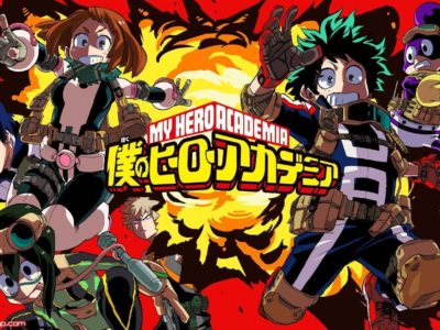 New spin off announced for 'My Hero Academia'