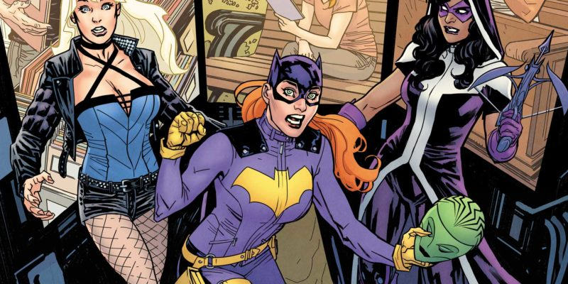 DC Birds of Prey major plot leaks!