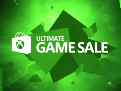 Microsoft Xbox Super Game Sale