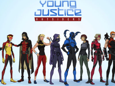 Diversification is they Key to success, Young Justice: Outsiders