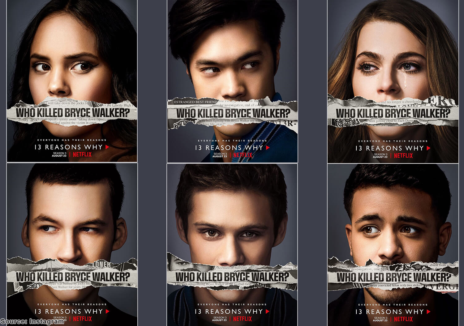 13 Reasons Why Season 3 confirmed by cast and crew: Learn cast, release date and plot