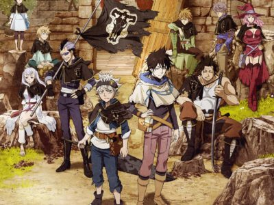 Black Clover Episode 95