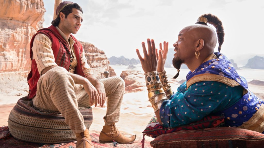 Aladdin 2: Disney planning a sequel along with two other