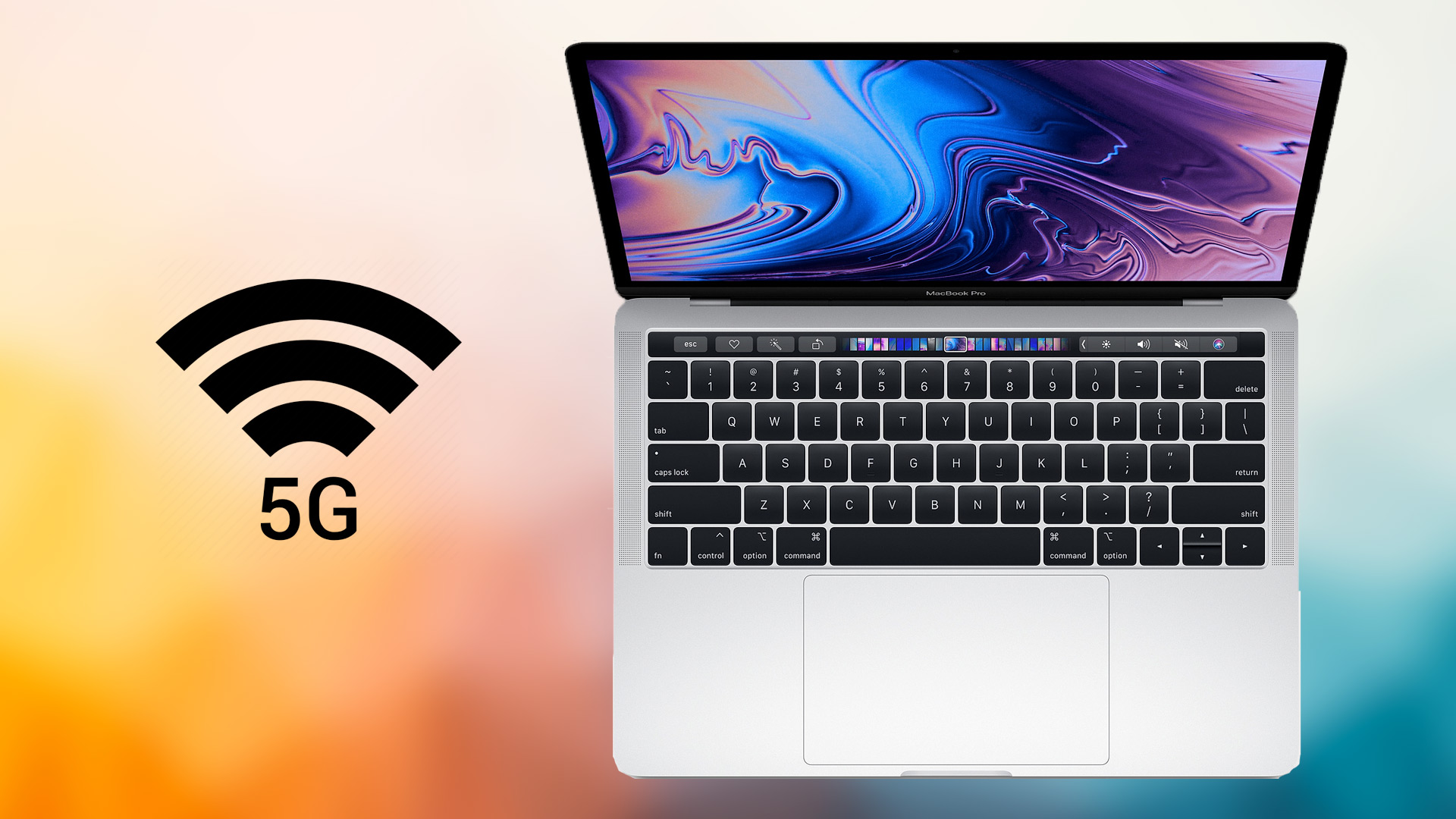 Apple MacBook 5G expected to be a pioneer in the 5G market