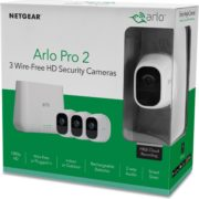 Arlo Pro and Arlo Pro 2 Security Camera and Apple Homekit