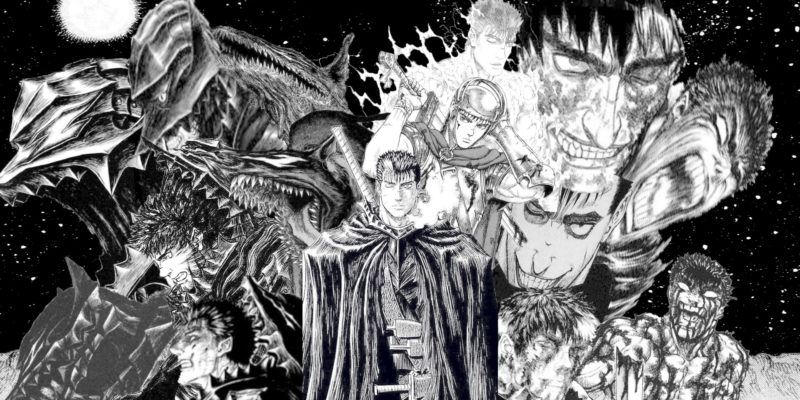 Berserk Issue 17 Manga's new chapter coming soon this month!