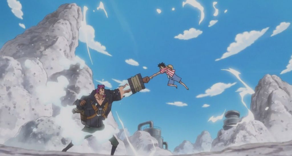 One Piece Episode 897 - An ultimate clash between Luffy-Zoro and Hawkins