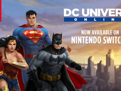 DC Universe Online: The perfect MMO for Nintendo Switch