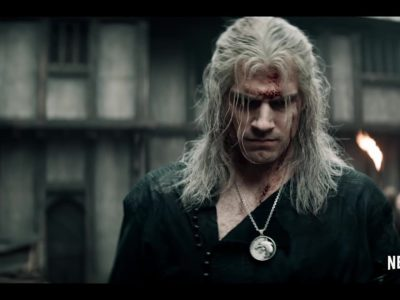 The Witcher Netflix, brought to you by Freya Allen!