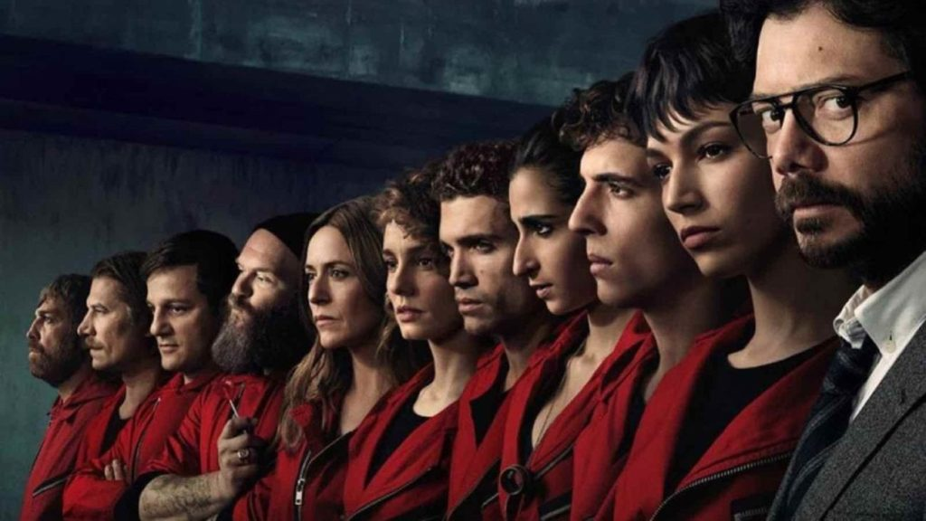 Money Heist speculated to release in 2020.