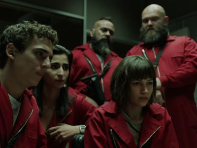 Money Heist 4 is still under production.