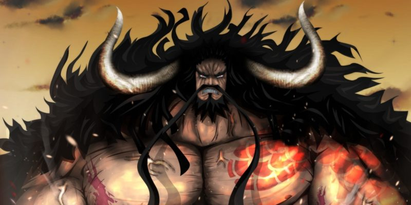 One Piece Kaido and Big Mom- The clash is on fire