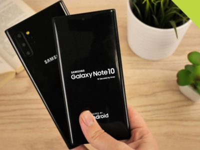 Galaxy Note 10 Leaks: Leaked images surface on the internet