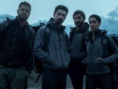 The Expanse Season 4 cast