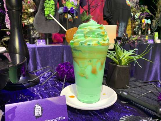 Halloween Treats at Disneyland Resort