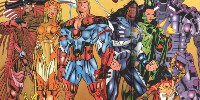 Marvel Eternals exclusive cast images, plot, details and more...