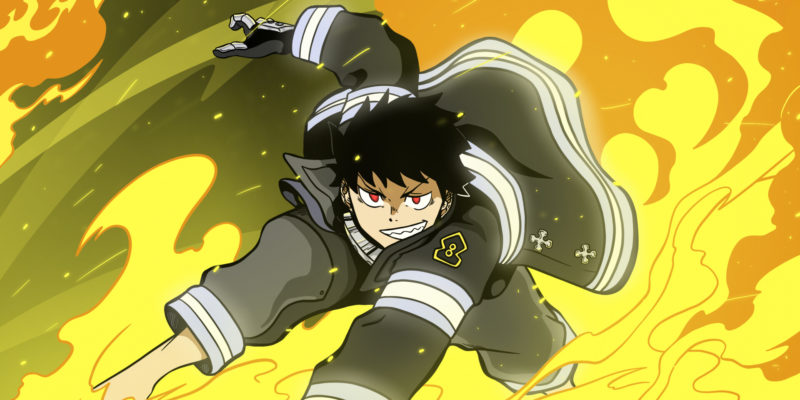 Fire Force anime on Toonami gets censor's red light