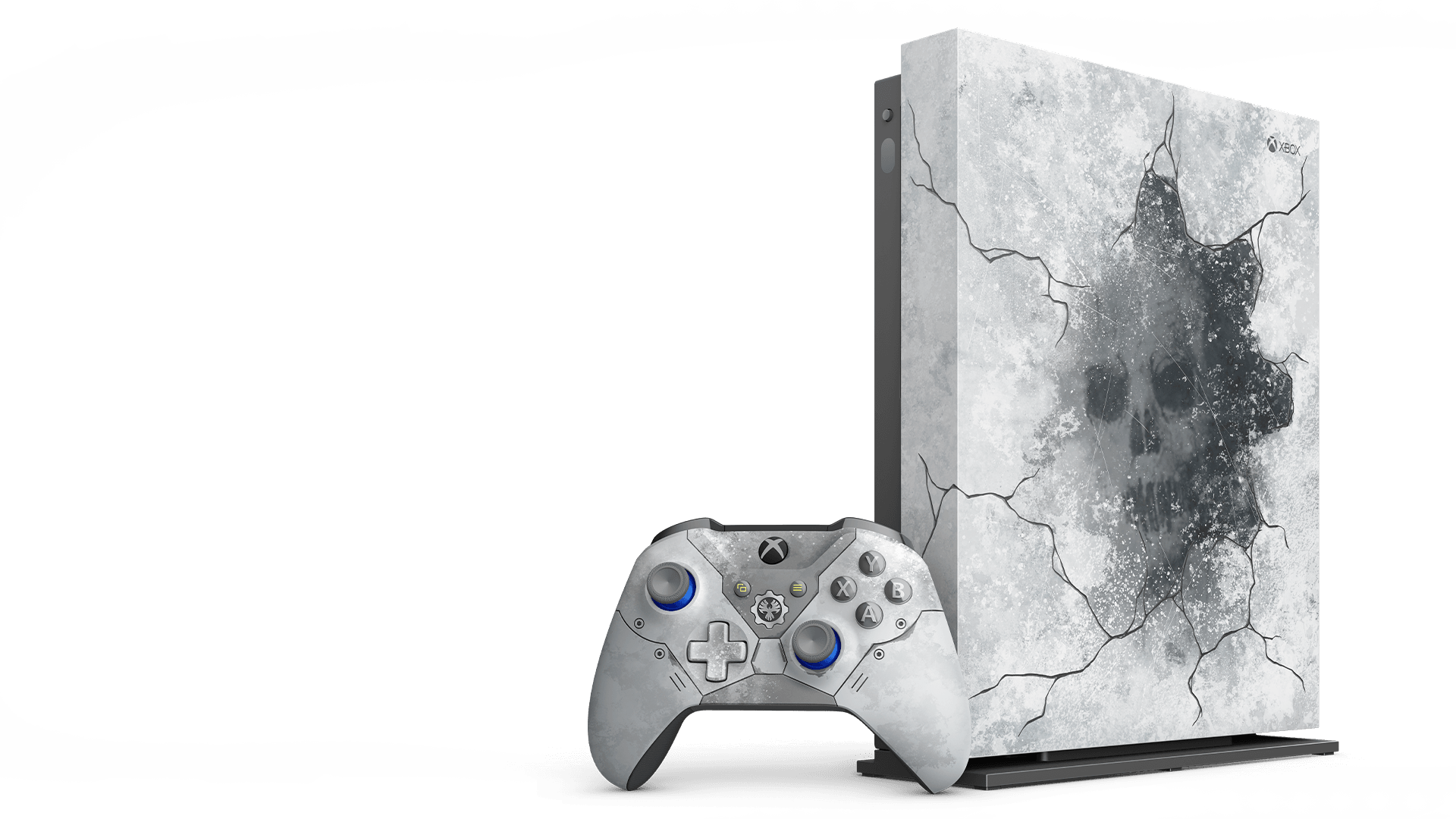 Gears 5 Xbox One X: Microsoft unveils the console
