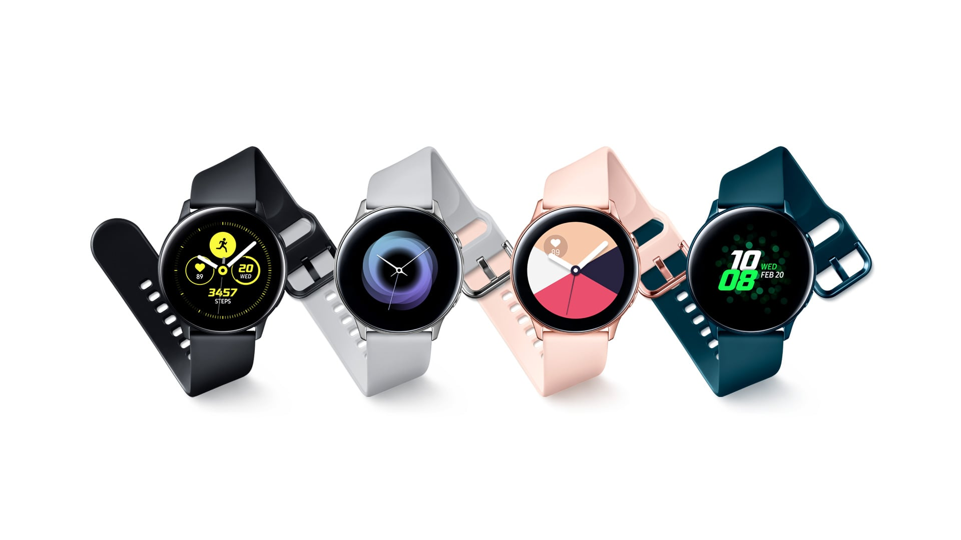 Samsung Galaxy Watch Active 2: New leaks suggest an Under Armor version
