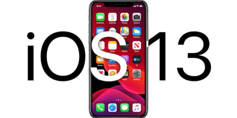 Apple iPadOS 13 and iOS 13 new update