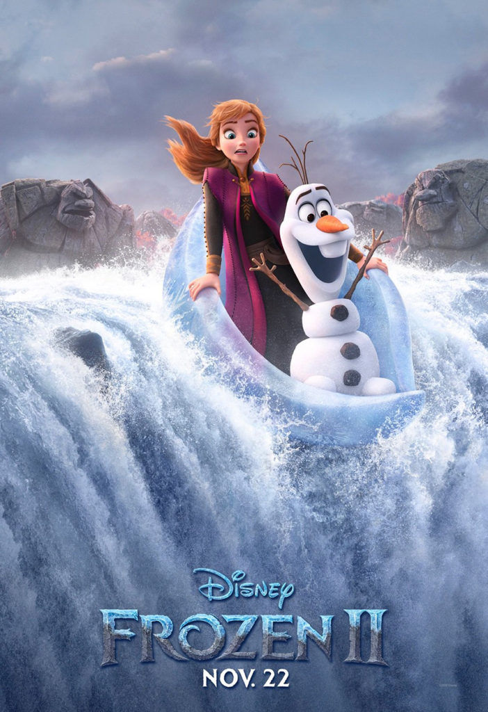 Frozen 2 surprise new posters by Disney out now