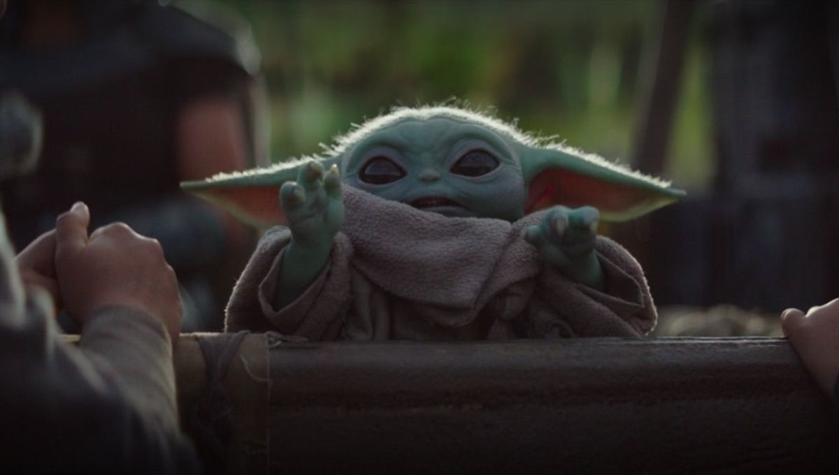 Baby Yoda Movie The Mandalorian