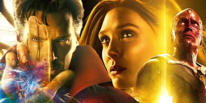 Doctor Strange and WandaVision Disney Plus Connection Explained Series Finale Ties into Multiverse of Madness