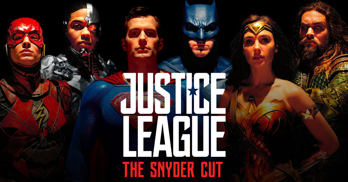 Justice League Snyder Cut to Release on HBO Max