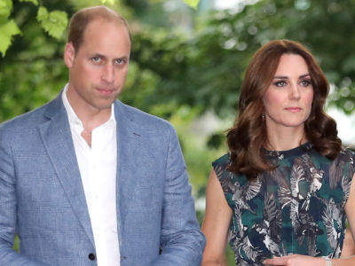 Kate Middleton and Prince Williams Divorce Rumors Confirmed as the Royal Couple Arrives by Separate Cars