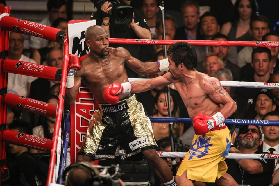 Mayweather vs Pacquiao Rematch