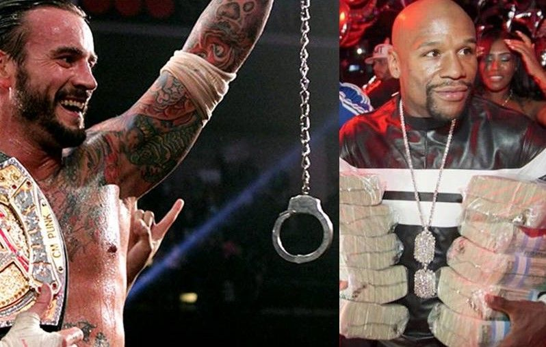 Mayweather vs Punk