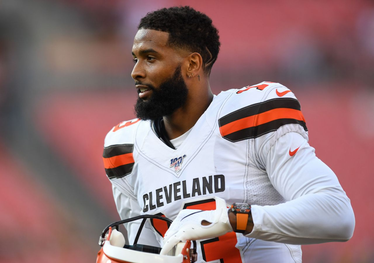 Odell Beckham Jr will Not be Traded by Browns